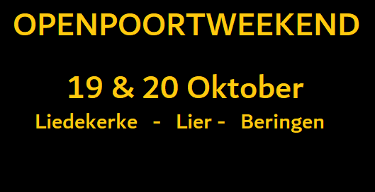 Openpoortweekend